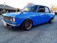 Datsun 510 in USA | Flickr - Photo Sharing!