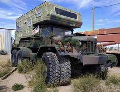 Dodge Military Truck and Camper Dodge Trucks, Diesel Trucks, Custom Trucks, Semi Trucks, Lifted Trucks, Cool Trucks, Pickup Trucks, Lifted Chevy, Truck Memes
