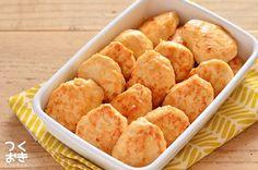ふんわり食感が美味しい。塩だれ鶏つくね | 作り置き・常備菜レシピサイト『つくおき』
