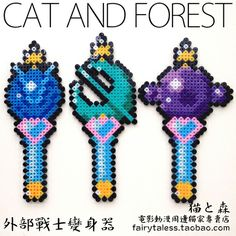 [Original] cat Sen Sailor} {handmade beads DIY finished materials package to fight Sailor Moon turned - Taobao
