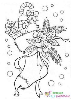 nikolausstiefel | vorlagen | weihnachtsmalvorlagen, kinder weihnachtsbilder und weihnachten zeichnen