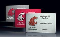 WSU Alumni Association Online Community - Platinum Life Membership - $1200