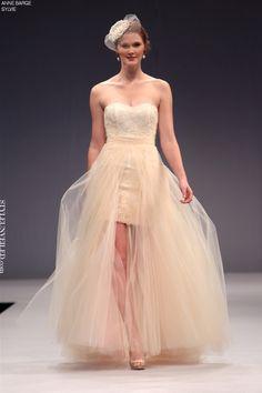 Anne Barge Fall 2013 Wedding Dresses Sylvie