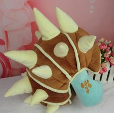 League of Legends Cute Soft Rammus Hat //Price: $12.99 & FREE Shipping //     #leagueoflegends