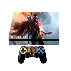 PS4 Skin + 2 Free PS4 Controller Skins Design 29 Girl Gamer, Ps4 Skins, Ps4 Controller, Nintendo Wii, Awesome Stuff, Game Room, Playstation, Console, Video Games