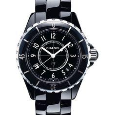 Chanel - J12 - Céramique Noire