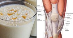 Cinnamon Pineapple Smoothie To Strengthen Knee Ligaments And Tendons | Herbs Remedies