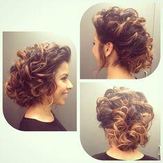 Updo for long hair!