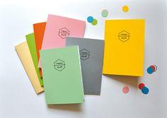 I Make Stuff notebook