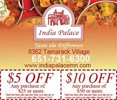 indian palace restaurant woodbury mn shopping