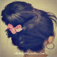 How to UPSIDE DOWN BRAIDED SOCK BUN HAIRSTYLES | MakeupWearables