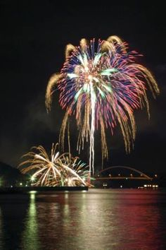 2013,大崎下島の花火
