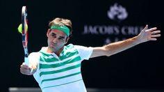 Novak Djokovic secures semi-final against Roger Federer at the...: Novak Djokovic secures semi-final against Roger… #NovakDjokovic #Federer