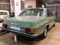 Antequera Classic - MERCEDES BENZ 240D 3.0 W115 - 1975