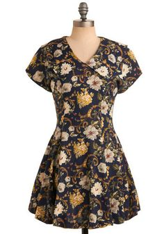 Vintage Daughter of the Duchess Dress, @ModCloth