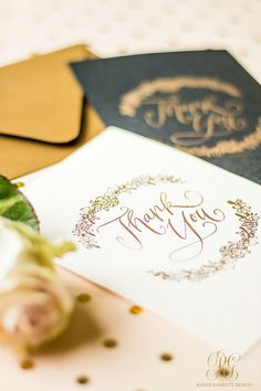 5 Tips for a Fabulous New Year - Tip 1 - Show Gratitude. How to make fancy embossed thank you notes!