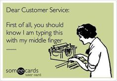 Middle Finger Typing