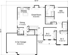 House Plan chp-28706 at COOLhouseplans.com