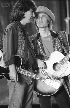 Tom Petty & George Harrison