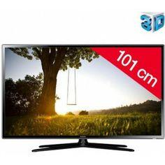 Televisore LED 3D UE40F6100