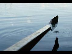 Kayaking on Lake Saimaa, Finland