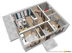 Zdjęcie projektu Armanda Mała WOK1055 Malaga, Shoe Rack, How To Plan, Storage, House, Furniture, Home Decor, Purse Storage, Decoration Home
