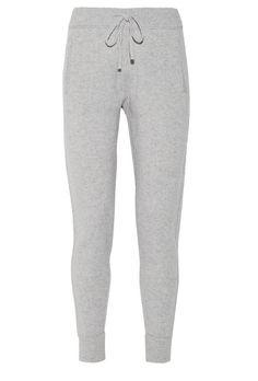 Chic sweats: Helmut Land cashmere track pants / Garance Doré