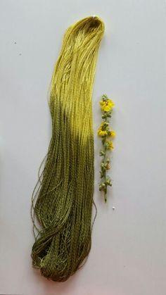 Feza yarns - naturel dyed yarns