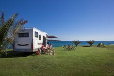 Camping Sirena #Sirena #Novigrad #Istria #Croatia