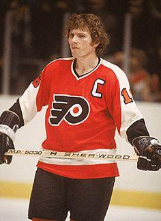 Bobby Clarke | Philadelphia Flyers | NHL | Hockey