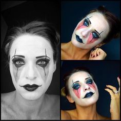 Halloween makeup looks using Younique cosmetics (except white face). Ditch the Halloween makeup isle and use natural based mineral products instead. Safer and can use all year 'round!