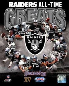 1000+ images about Raiders on Pinterest   Oakland Raiders, Raider ...