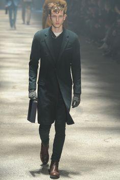 Lanvin Menswear Fall Winter 2012