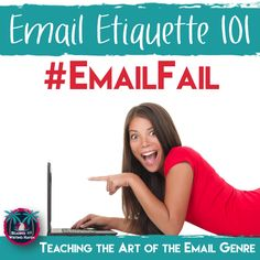 The Best First Writing Lesson of the Year: Email Etiquette 101 — TeachWriting.org