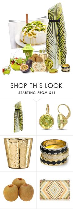 """""""kiwi passion"""" by frane-x ❤ liked on Polyvore featuring Roberto Cavalli, Miadora, Cultural Intrigue, House of Harlow 1960, Valentino and Forzieri"""