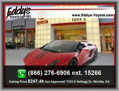 2012 Lamborghini Gallardo LP 570-4 Spyder Performante Convertible   Tires - Front Performance, Abs, Passenger Vanity Mirror, Headlight Cleaners - Washer, 4Wd Type - Full-Time, Stability Control, 562 Hp Horsepower, Power Folding Mirrors,