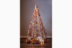 Christmas tree. modern style