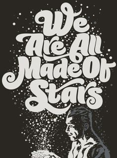 Creative Typography, Stars, Rusc, Lettering, and Design image ideas & inspiration on Designspiration Typography Poster Design, Typographic Poster, Typography Quotes, Typography Letters, Poster Designs, Poster Fonts, Creative Typography, Type Posters, Design Posters