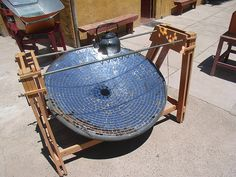 Search: solar cooker