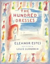 The Hundred Dresses - this is a wonderful book for children. It teaches that you can be kind, even when those around you aren't.