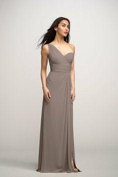 Watters Tulip Bridesmaid Dress | Weddington Way