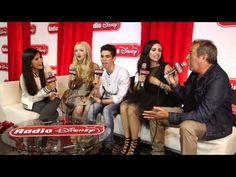 Cast of Descendants at D23 Expo 2015   Radio Disney - YouTube