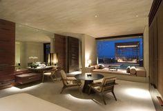 minimalistic simple interior