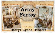Artsy Fartsy Blog plumbers metal tape plus other diy