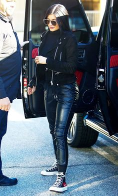 4e6059fafd20 Kylie Jenner s Trick to Make Sweatpants Look Expensive