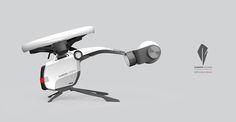 Giant hornet on Behance Id Design, Robot Design, Drones, Alloy Wheel, Ceiling Lights, Behance, Camera Drone, Pump, Aviation