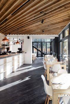 Studio Tilt's Interior For Very Pleased Archivist Echoes Georgian Coffee Properties | Architecture