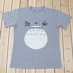 totoro face | Pokemon totoro Face Yellow T-Shirt Cosplay Costume Size S M L | Totoro