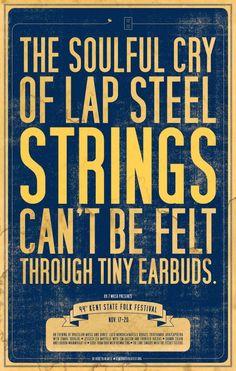 So true!!! Love me some Lap Steel!