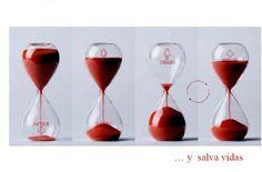 Donar sangre quita poco tiempo para el donante y da mucho para el receptor (que también podrías ser tú)  Dona sangre... y salva vidas